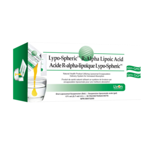 Lypo Spheric R Alpha Lipoic Acid